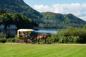 Destination Killarney - Jaunting Cars Lake
