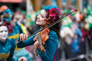 Destination Killarney - St. Patrick's Day Violin