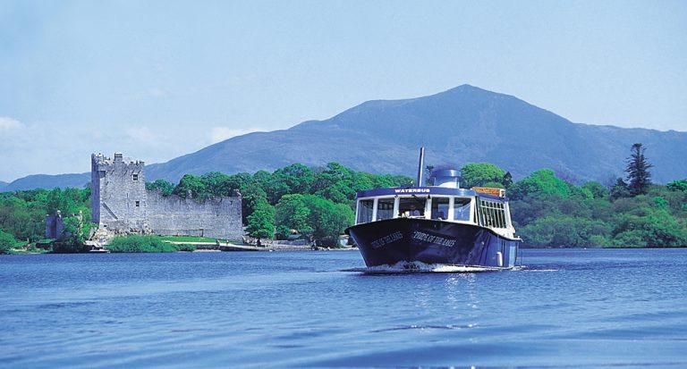 Destination Killarney - Killarney Lake Tours