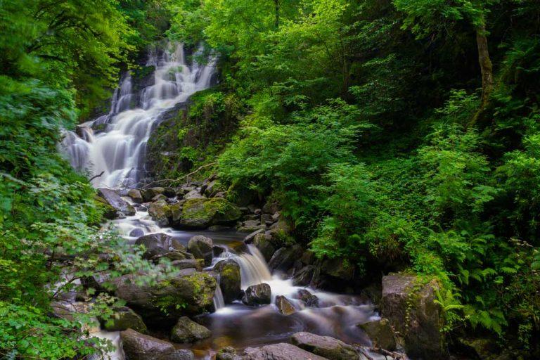 torc waterfall - Destination Killarney