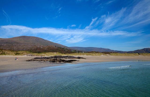 Derrynane Beach
