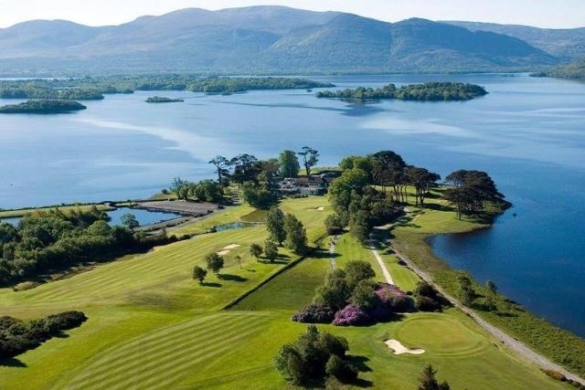 Golfing in Killarney
