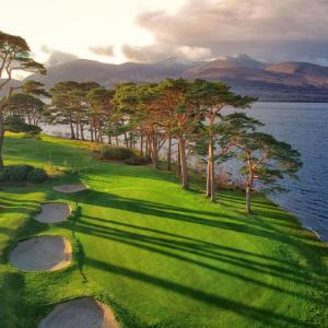 Golfing Killarney