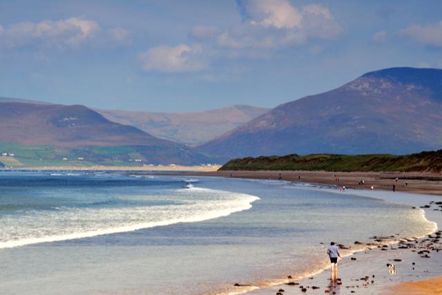 Glenbeigh & Rossbeigh Beach