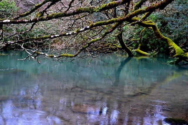 The Blue Pool Walk Killarney