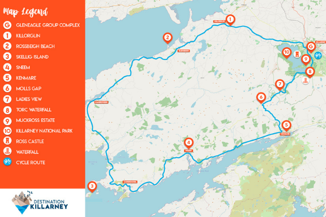 Killarney Cycling Route 5