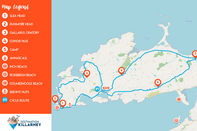 Killarney Cycling Route 6